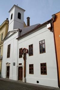 kaplnka sv. Anny