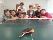 28.6.2015 Miništrantský pingpongový turnaj
