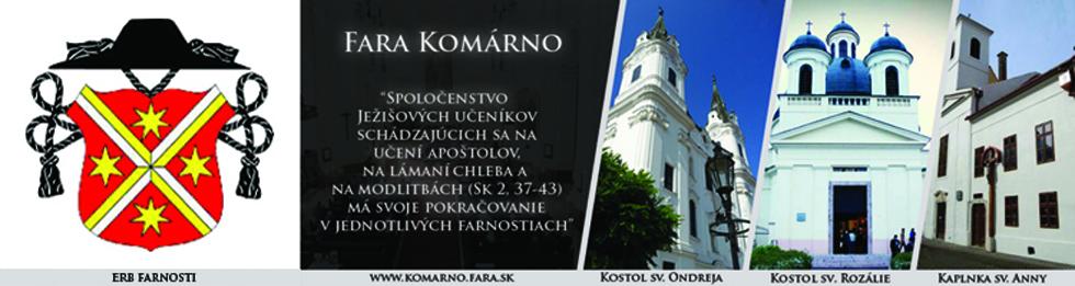 Farnosť sv. Ondreja v Komárne