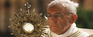 Adorácia so Svätým Otcom